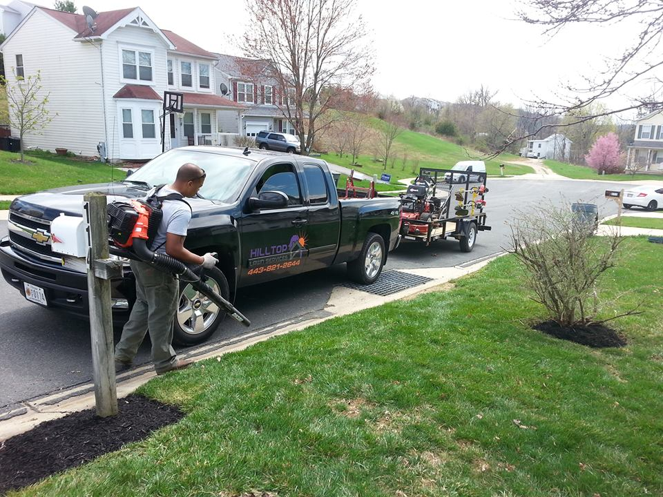 maryland lawn maintenance
