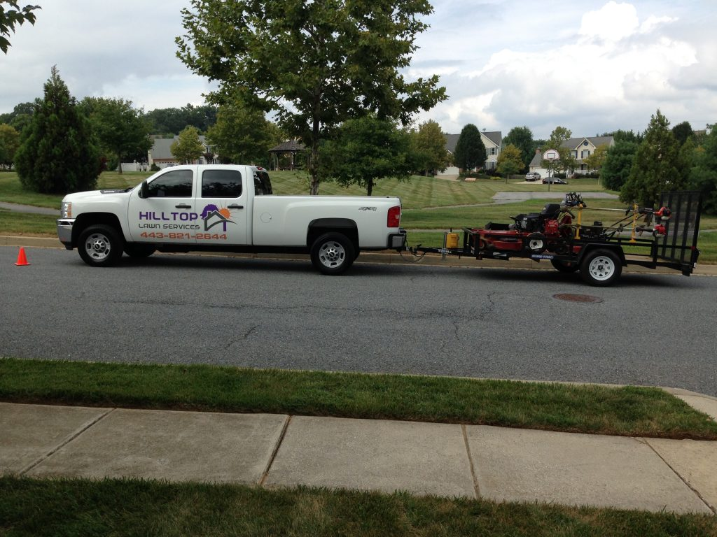 westminster lawn mowing company